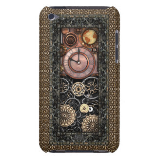 Elegant Steampunk #2 Barely There iPod Covers