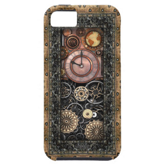 Elegant Steampunk iPhone 5 Case