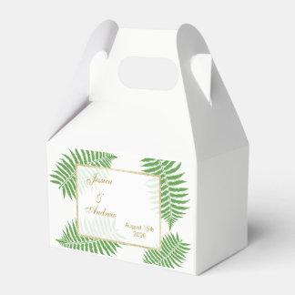 Elegant Stylish Bracken Wedding Favour Box