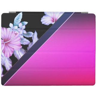 Elegant Stylish Sophisticated ,Flowers iPad Smart Cover