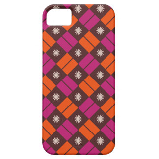 Elegant Tile Pattern Barely There iPhone 5 Case
