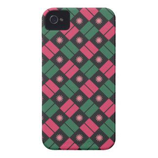 Elegant Tile Pattern Case-Mate iPhone 4 Case