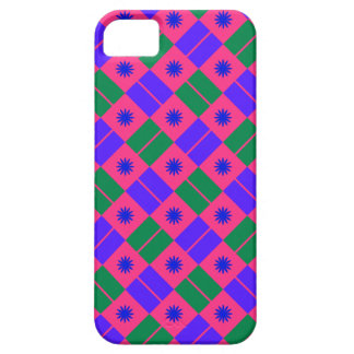 Elegant Tile Pattern iPhone 5 Covers