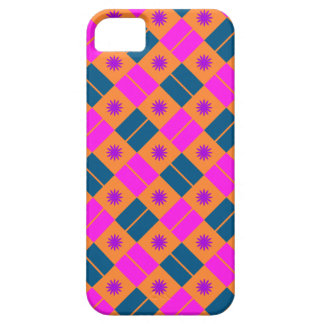 Elegant Tile Pattern iPhone 5 Covers