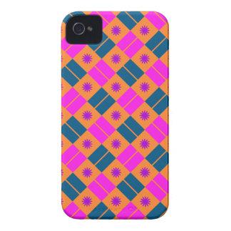 Elegant Tile Pattern Case-Mate iPhone 4 Cases