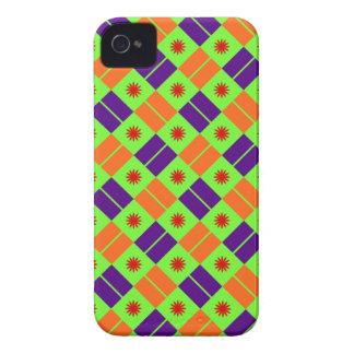Elegant Tile Pattern iPhone 4 Case