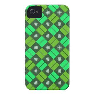 Elegant Tile Pattern iPhone 4 Case-Mate Case