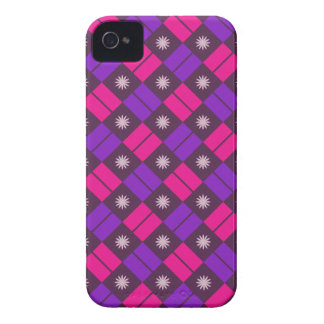 Elegant Tile Pattern iPhone 4 Case-Mate Cases