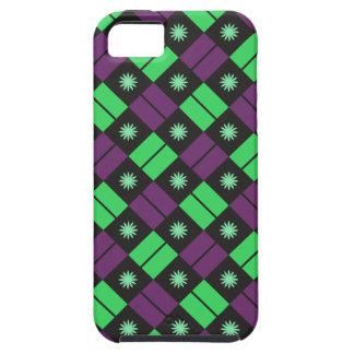 Elegant Tile Pattern iPhone 5 Case