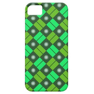 Elegant Tile Pattern iPhone 5 Cases