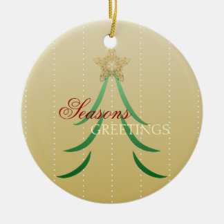 Elegant Tree Ornament