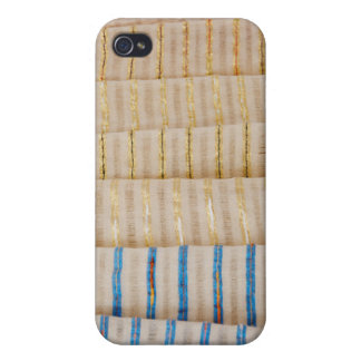 Elegant Turkish Textile Fabric iPhone 4 Speck Case Cases For iPhone 4