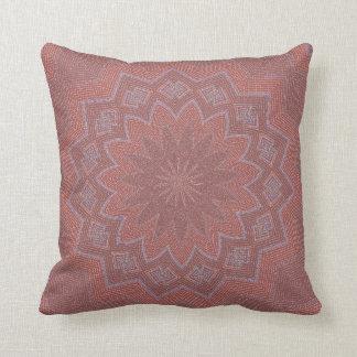 Elegant two-sided Kaleidoscopic Decor Pillow