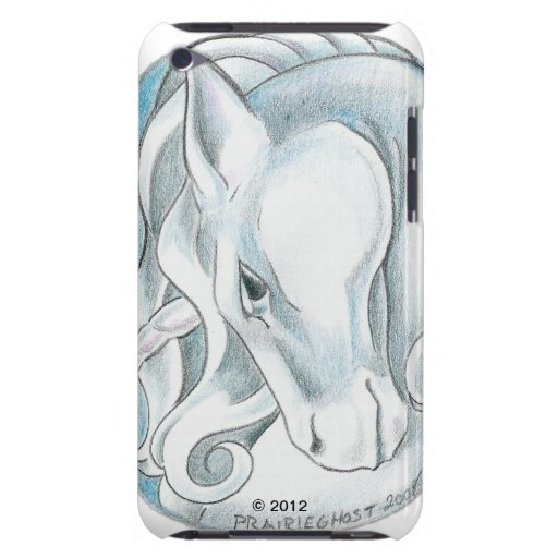 Elegant Unicorn iPod Touch Cases