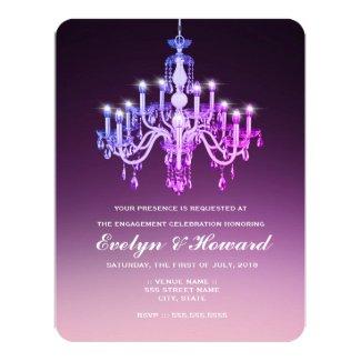 Elegant Venetian Chandelier | Engagement Party