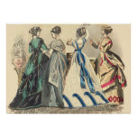 Elegant Victorian Fashions