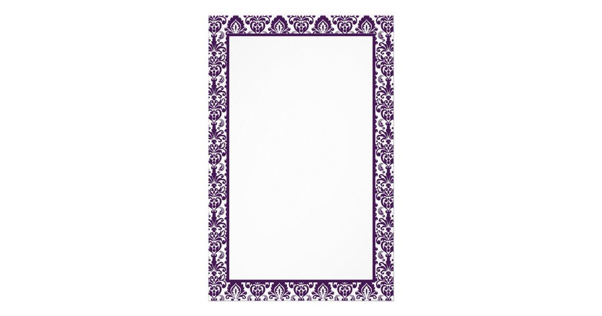 purple elegant borders - photo #13