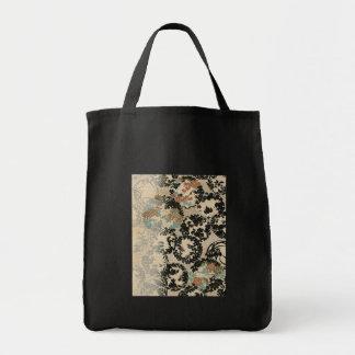 Elegant  Vines Tote Bag