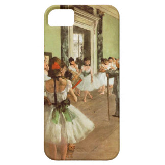 Elegant Vintage Degas The Dance Class, Ballerina iPhone 5 Cover