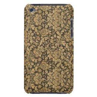 Elegant Vintage Floral Pattern #2 iPod Touch Case