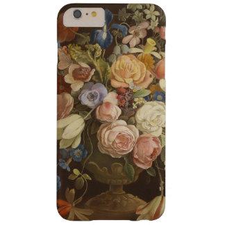 Elegant Vintage Floral Rose Painting Art Case