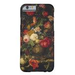 Elegant Vintage Floral Vase iPhone 6 case Slim iPhone 6 Case