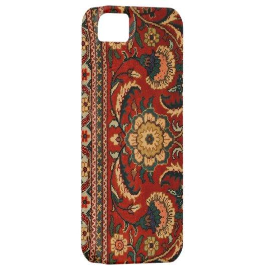 Elegant Vintage Persian carpet flowers VOL14 Case For The iPhone 5