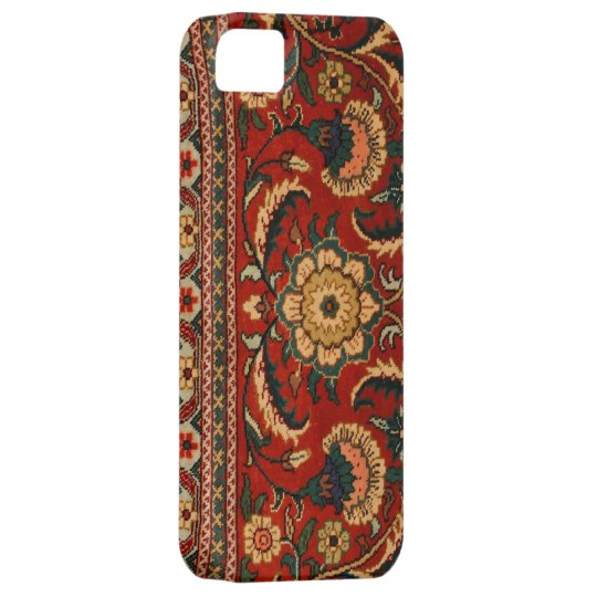 Elegant Vintage Persian carpet flowers VOL14 iPhone 5 Covers