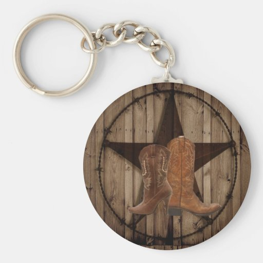 elegant vintage western country fashion keychains
