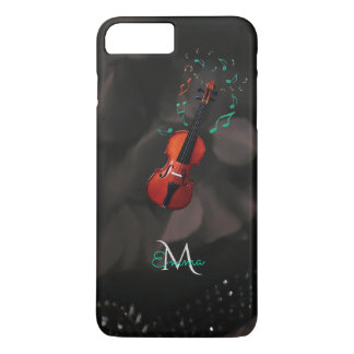 Elegant Violin Music iPhone 7 Plus Case