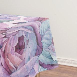 watercolor tablecloths zazzle co uk