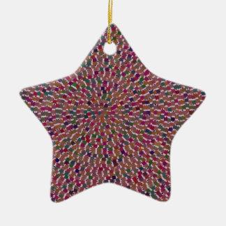 Elegant Wave Celebration Template add Text Img fun Christmas Tree Ornaments