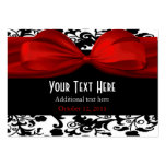 Elegant Wedding Gift Tags Business Card Templates