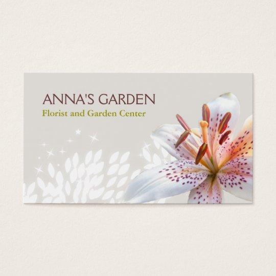 Elegant White Tiger Lily Florist and Garden Shop