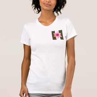 Elegant Wild Exotic Cactus Flower on Shirts  GiftS