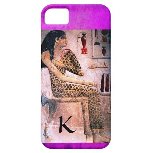 ELEGANT WOMAN ,FASHION AND BEAUTY OF ANTIQUE EGYPT iPhone 5 CASES