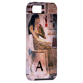 ELEGANT WOMAN FASHION AND BEAUTY OF ANTIQUE EGYPT iPhone 5 COVERS