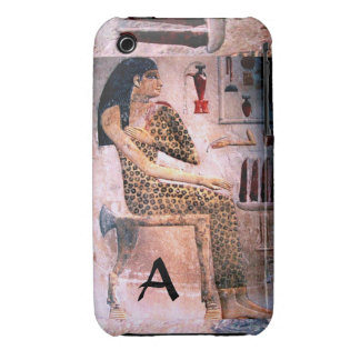 ELEGANT WOMAN FASHION AND BEAUTY OF ANTIQUE EGYPT iPhone 3 CASE