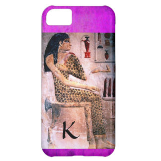 ELEGANT WOMAN FASHION AND BEAUTY OF ANTIQUE EGYPT CASE FOR iPhone 5C