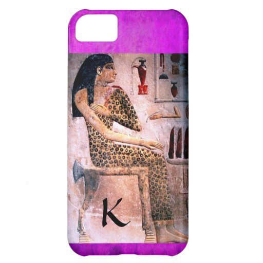 ELEGANT WOMAN ,FASHION AND BEAUTY OF ANTIQUE EGYPT CASE FOR iPhone 5C