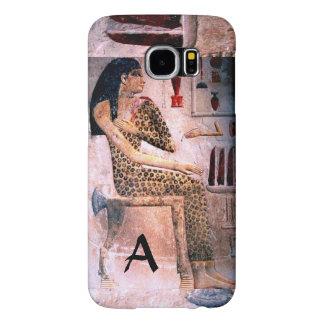 ELEGANT WOMAN ,FASHION AND BEAUTY OF ANTIQUE EGYPT SAMSUNG GALAXY S6 CASES