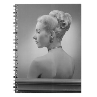 Elegant Woman Notebooks
