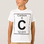 Element 006 - C - Carbon (Full) T-shirt