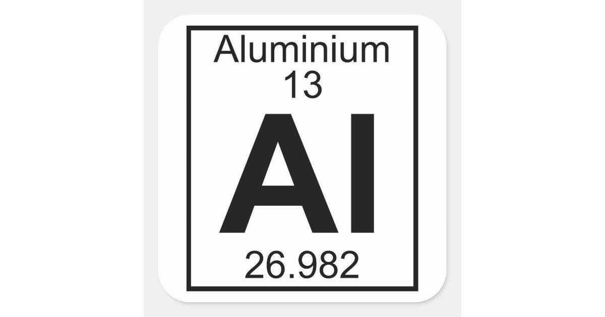 Aluminium Periodic Table Elcho Table