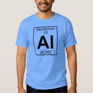 Element 013 - Al - Aluminium (Full) Tee Shirt