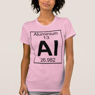 Element 013 - Al - Aluminium (Full) Tees