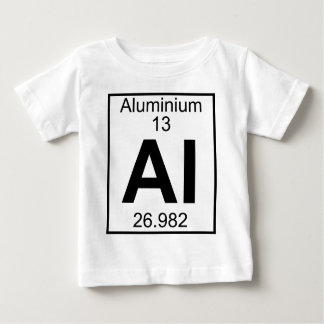 Element 013 - Al - Aluminium (Full) Tee Shirts
