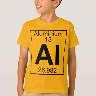 Element 013 - Al - Aluminium (Full) Tshirts