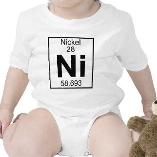 Element 028 - Ni - Nickel (Full) Romper