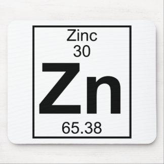 Element 030 - Zn - Zinc (Full) Mouse Pad